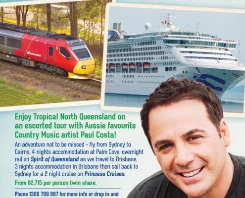 Aussie Rail and Sail 2018